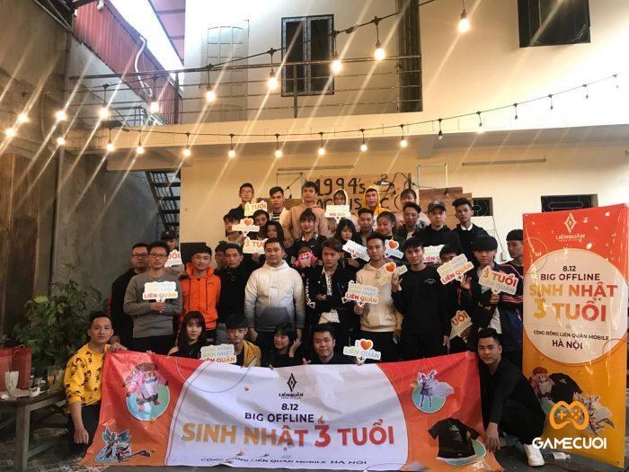 Event off team Hà Nội