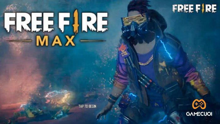 Giao diện đăng nhập Free Fire Max