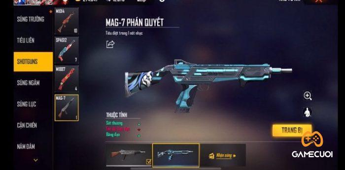 Chỉ số mới của MAG-7 Phán Quyết