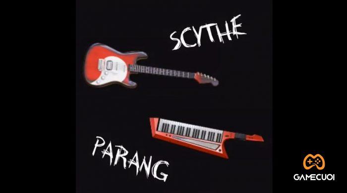 Skin mới của Scythe và Parang