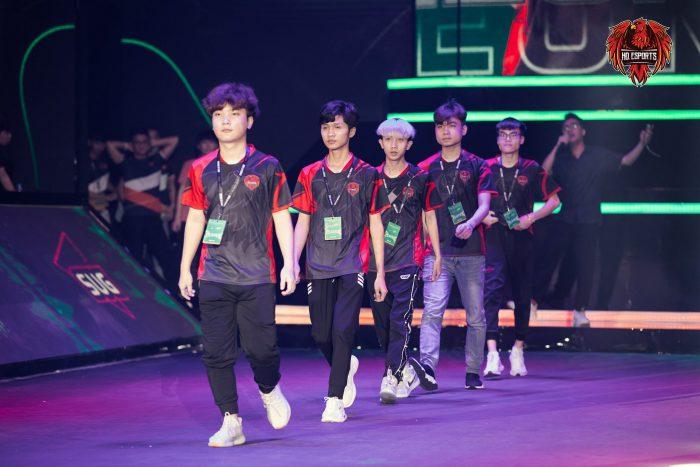 Tro chuyen HQ Esports Free Fire A quan dtst xuan 2021 HQ 1 1 Game Cuối