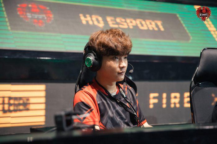 Tro chuyen HQ Esports Free Fire A quan dtst xuan 2021 HQ 3 Game Cuối