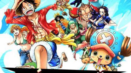 Thời Đại Hải Tặc: Game One Piece phong cách mới sẽ được GOSU ra mắt trong tháng 4 này