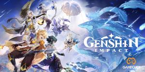 Genshin Impact cho PS5 hỗ trợ 4k ra mắt vào 28/04 tới đây