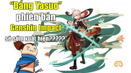 """Tiếp tục hé lộ thông tin về """"Đấng Yasuo"""" phiên bản Genshin Impact cùng dàn vũ khí hoàn toàn mới tại Inazuma"""