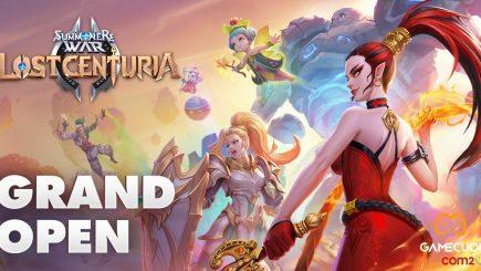 Siêu phẩm game chiến thuật thời gian thực được mong chờ của Com2us chính thức phát hành toàn cầu