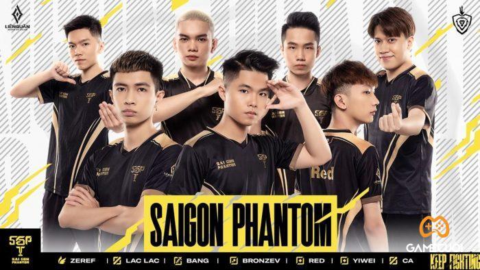 Saigon Phantom được xem là đội tuyển sáng giá cho chức vô địch Đấu Trường Danh Vọng 20021