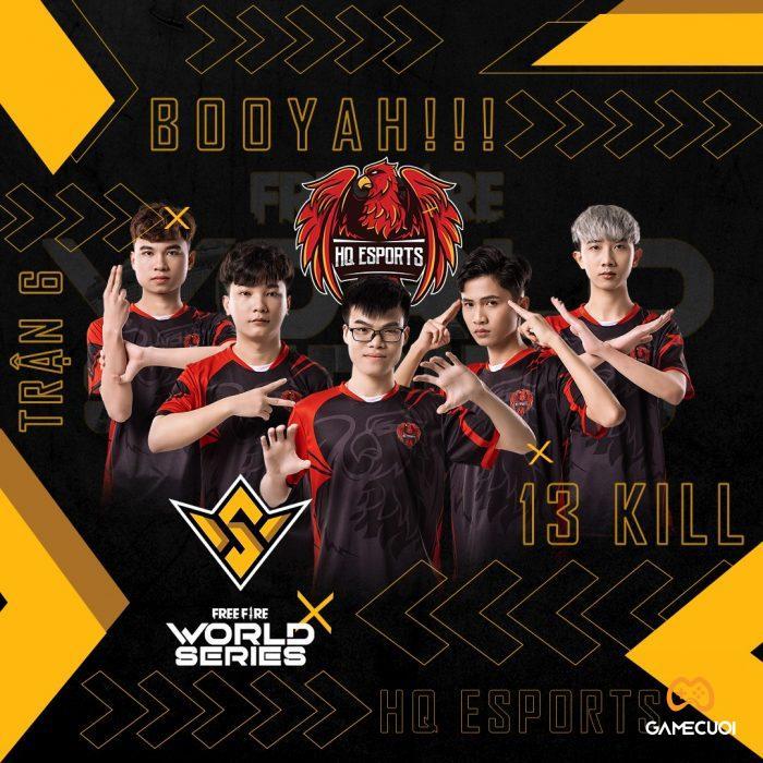 HQ Esports booyah