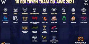 Liên Quân Mobile: Lộ diện 16 đội tuyển tranh tài tại AWC 2021