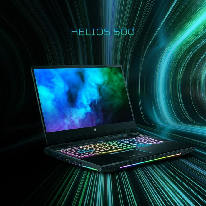 Acer Helios 500 Game Cuối