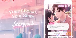 Game di động mang phong cách lựa chọn cốt truyện mới lạ Storypick ra mắt toàn cầu