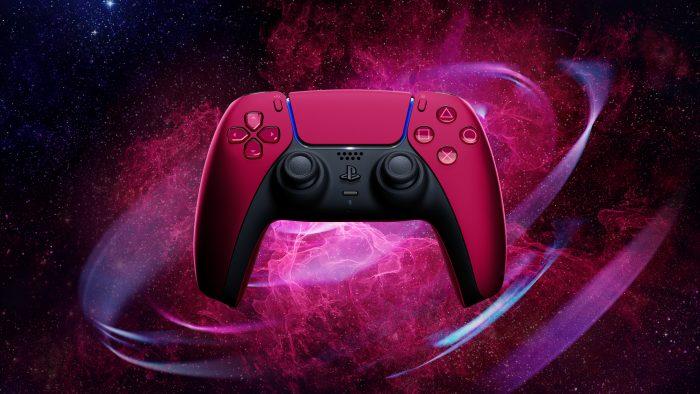 PS5 DualSense black red 1 1 Game Cuối