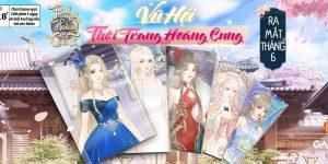 Phượng Hoàng Cẩm Tú – game cung đấu đầy màu sắc sắp ra mắt trong tháng 6 này!