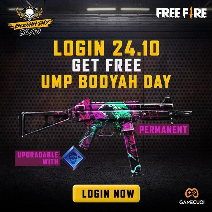 UMP Booyah Day Game Cuối
