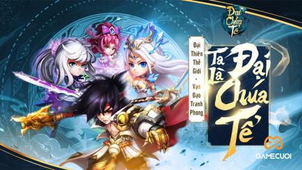 NPH Y Game  gửi tặng Giftcode Đại Chúa Tể nhân ngày ra mắt