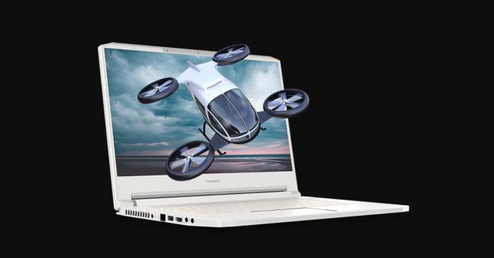 acer 3d tech SpatialLabs laptop Game Cuối