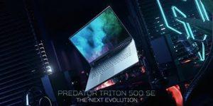 Acer tung hai mẫu laptop Predator mới mạnh mẽ với card đồ họa 3000 Series