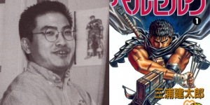 Kentarou Miura, tác giả bộ manga nổi tiếng Beserk đột ngột qua đời
