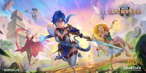 Lost Centuria tung video hướng dẫn chơi nhân dịp đạt 1 triệu lượt tải trong ngày đầu tiên phát hành