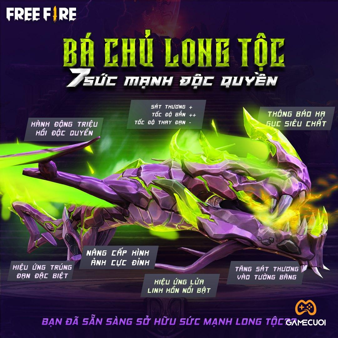 Free Fire: M1014 Long Tộc được cộng đồng mong đợi có giá bao nhiêu ?