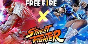 Free Fire kết hợp với bom tấn Street Fighter trong bản cập nhật OB28