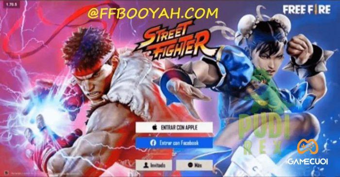 free fire se co man ket hop voi bom tan street fighter trong ban cap nhat ob28. 01 Game Cuối