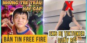 Free Fire: Drama Lộ Tin Nhắn Bắt Nữ TikToker Show Hàng