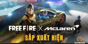 Free Fire: các mẫu xe McLaren trong game sẽ được tăng tốc độ và độ bền?
