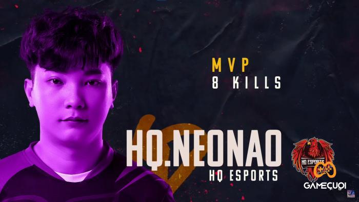 HQ Esports NeoNao MVP