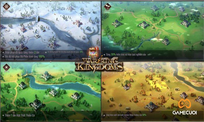 mong chien quoc warring kingdoms game slg the gioi mo hardcore cuc hap dan chuan bi ra mat 04 Game Cuối