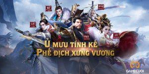 """Mộng Chiến Quốc: Warring Kingdoms – Game SLG """"hardcore"""" cực hấp dẫn chuẩn bị ra mắt"""