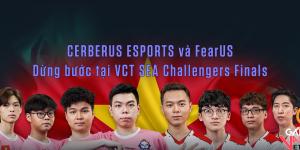 Bo1 khốc liệt, 2 đại diện của Việt Nam dừng bước tại VCT SEA Challengers Finals