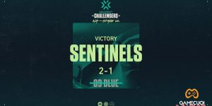 Sentinels giành vé đi Iceland sau khi chiến thắng C9 Blue tại Icebox