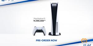 Sony mở đặt hàng trước đợt 2 PS5 tại thị trường Việt Nam
