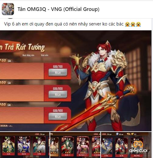 tan omg3Q nhan pham 5 Game Cuối