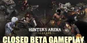 Hunter's Arena: Legends chính thức Closed Beta trên PS5 vào ngày 14/05 tới
