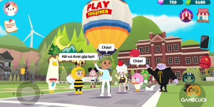 [Game hay mùa Covid] Play Together – Game mobile thế giới mở siêu dễ thương, có tính năng giáo dục vui nhộn