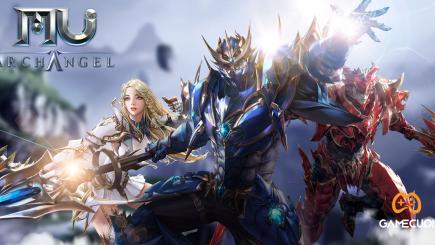 MU Archangel hiện đã ra mắt trên Android và IOS khu vực Đông Nam Á