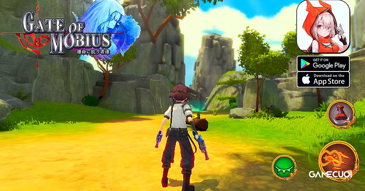 [Game Hay Mùa Covid] Gate Of Mobius – game bắn súng, nhập vai với hình ảnh anime