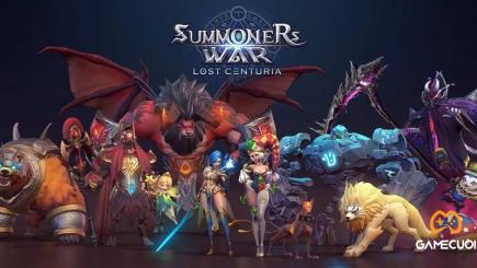 Game chiến thuật Summoners War: Lost Centuria lên kệ cho IOS và Android
