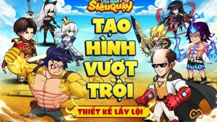 Liên Minh Siêu Quậy – Game chủ đề Manga cực lầy lội & giải trí sẽ ra mắt trong tháng 5