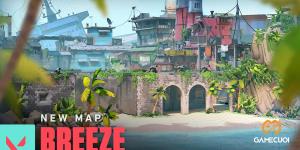 Valorant: Top 5 đặc vụ nên chơi trong map mới Breeze