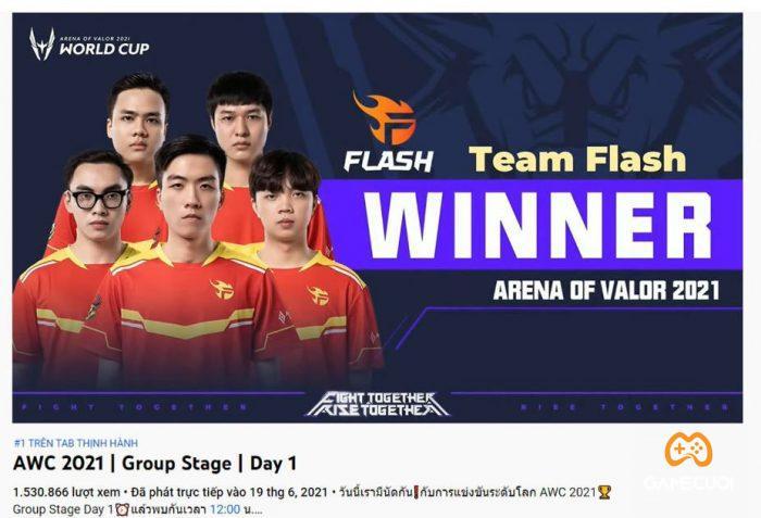 1 trending Thai Game Cuối