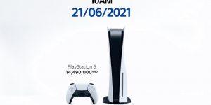 Sony Vietnam mở đợt hàng PS5 mới vào ngày 21 tháng 6