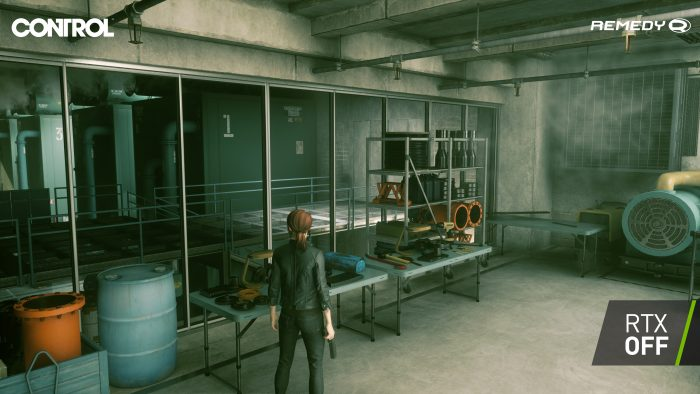 DLSS Nvidia ray tracing screenshot 001 off Game Cuối
