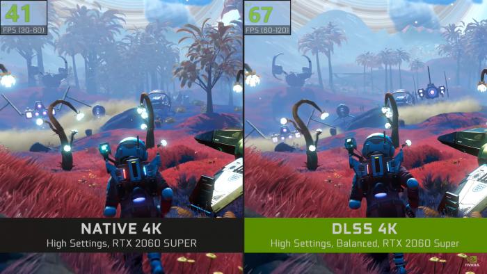 DLSS Nvidia screenshot 004 off on Game Cuối