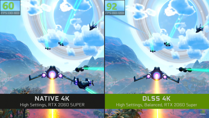 DLSS Nvidia screenshot 005 off on Game Cuối