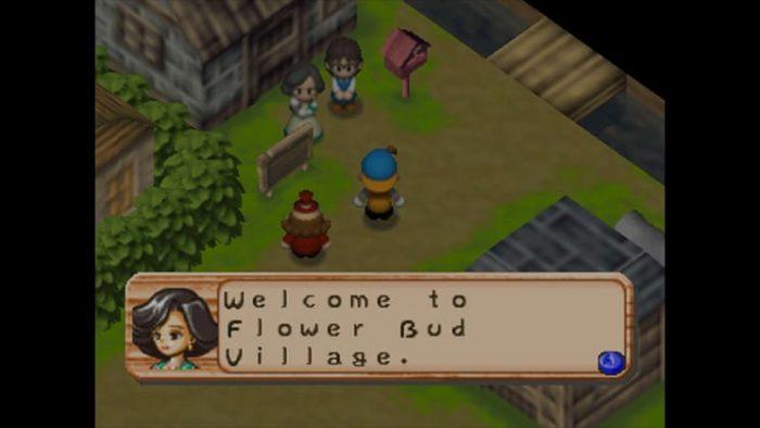 Top 10 game nong trai Harvest Moon 64 1 Game Cuối