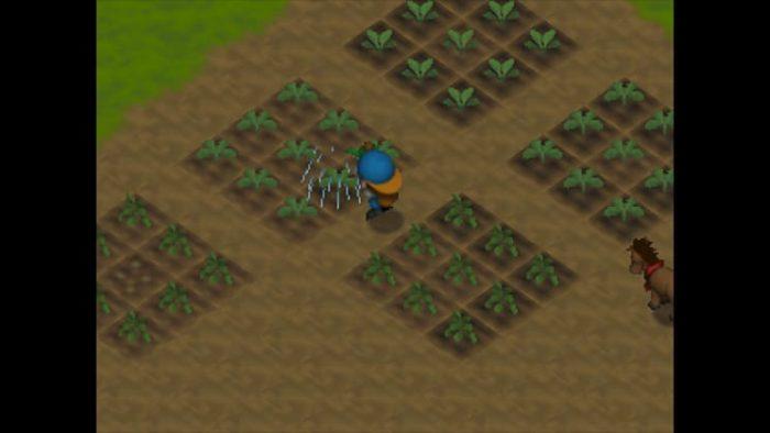 Top 10 game nong trai Harvest Moon 64 2 Game Cuối