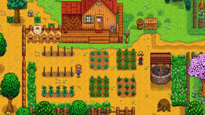 Top 10 game nong trai Stardew Valley 1 Game Cuối